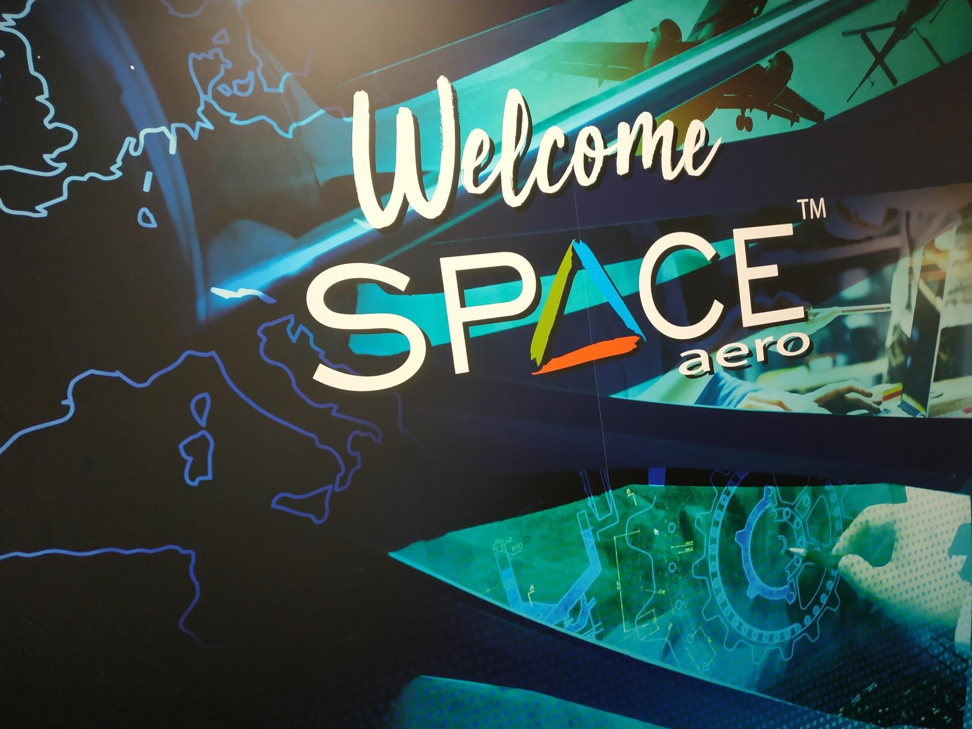 Nouvelle Charte Graphique SPACE !