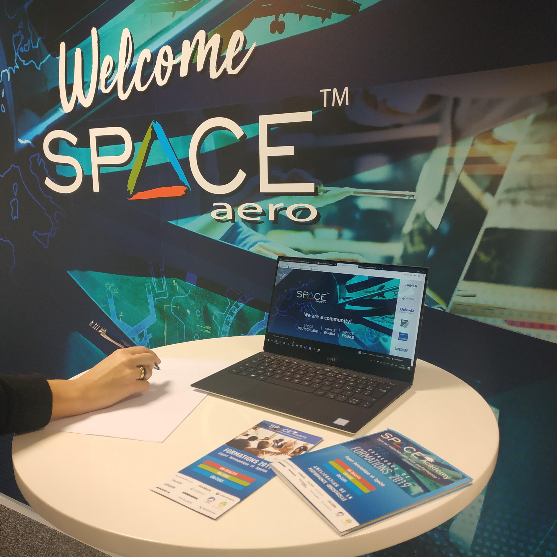 Communiquer Avec Efficacité, C'est L'objectif De SPACE En Ce Début D'année.