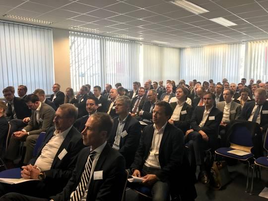SPACE Mitgliederversammlung Und Fachveranstaltung: Der Einfluss Des Digitalen Wandels Auf Die Lieferkette In Der Luftfahrtindustrie