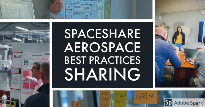Space Share : Echanges De Bonnes Pratiques Entre PME De L'Aéronautique