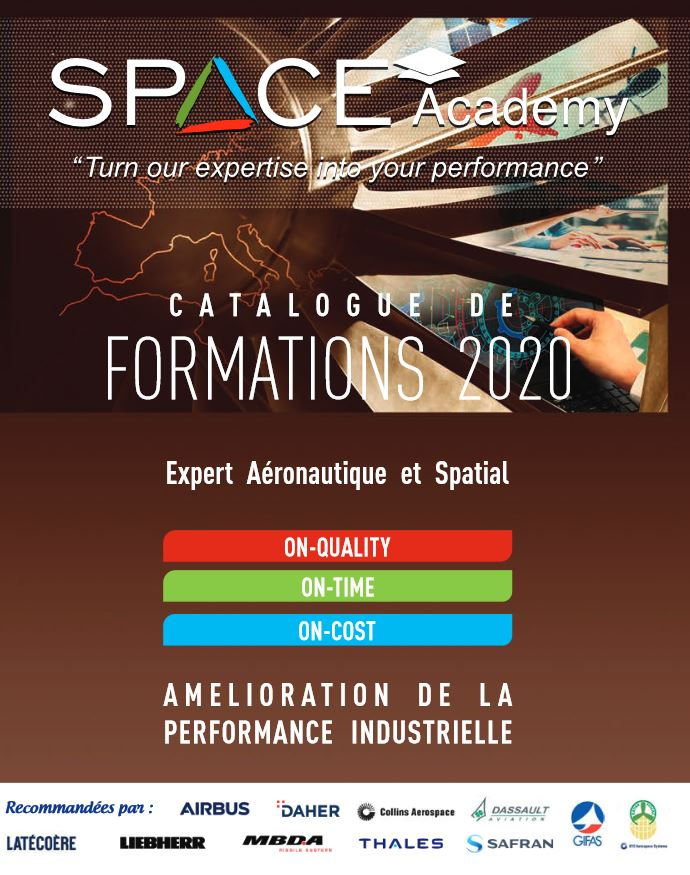 Nos Formations 2020