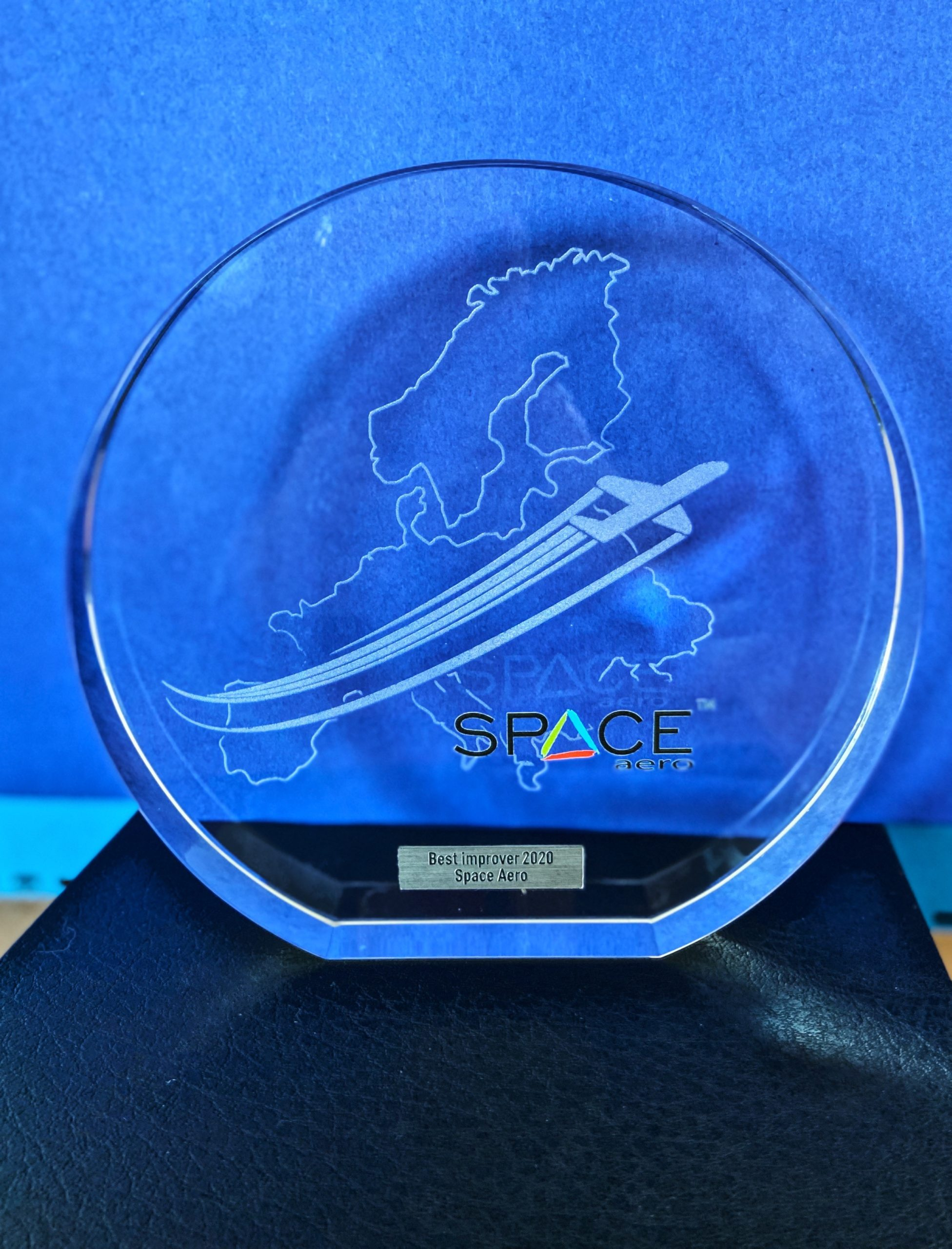 Candidature Trophée SPACE 2020 « Best Improver »