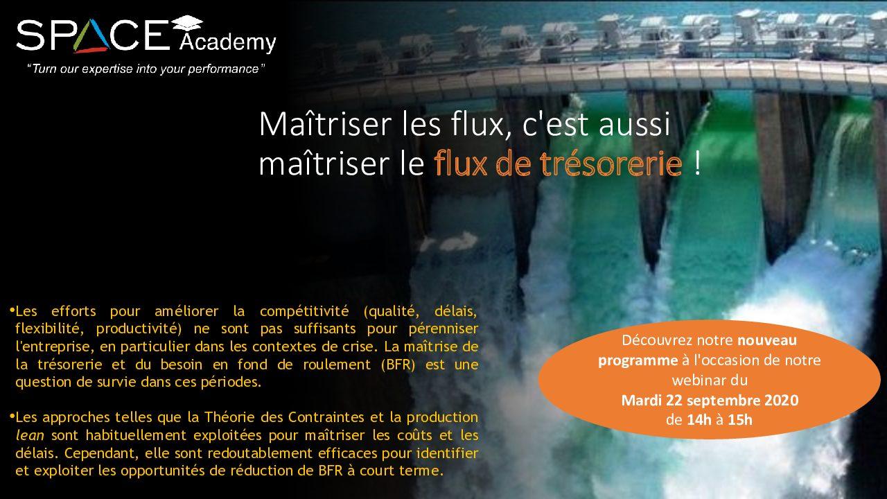 WEBINAR : La Performance Industrielle Levier Pour Une Réduction Rapide Du BFR